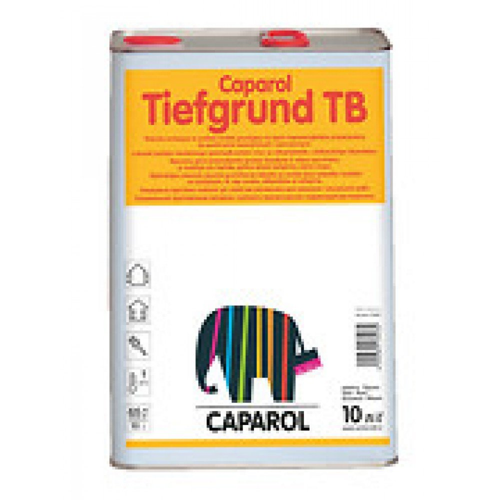 Грунтовка Caparol Tiefgrund TB Прозрачная 5л