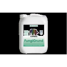 Грунтовка биоцидная Сaparol FungiGrund Прозрачная 10л