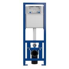Инсталляция Cersanit LINK PRO 40 для унитаза механическая синий