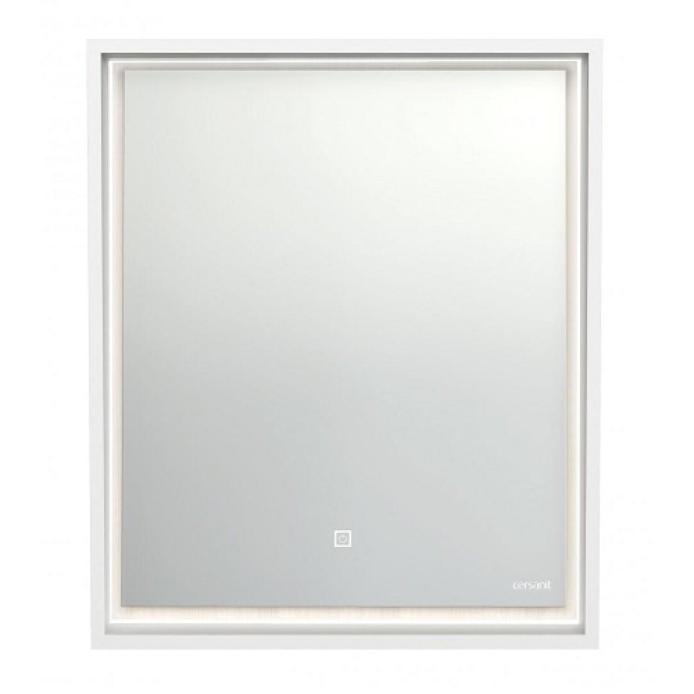 Зеркало Cersanit LOUNA 60 с подсветкой прямоугольное универсальная белый