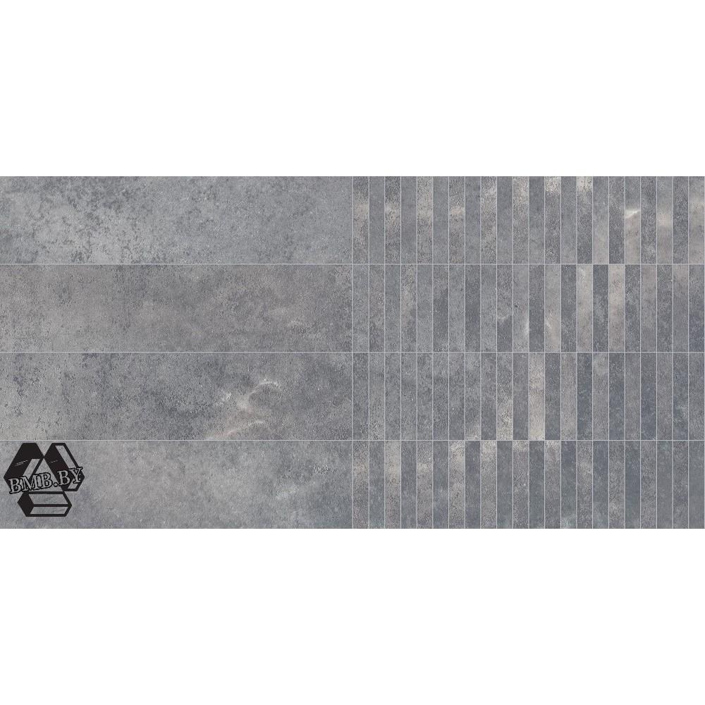 Декоративная плитка Belani Дивар 1 серый 300*600