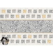 Вставка Belani Квадро белый 250*350