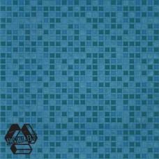 Плитка для пола Belani Квадро синий 420*420
