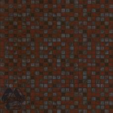 Плитка для пола Belani Квадро бордовый 420*420