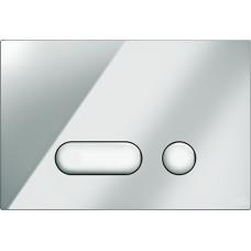 Кнопка Cersanit INTERA для LINK PRO/VECTOR/LINK/HI-TEC пластик хром глянцевый