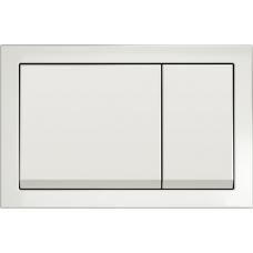 Кнопка Cersanit ENTER для LINK PRO/VECTOR/LINK/HI-TEC пластик белый