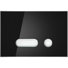 Кнопка Cersanit INTERA для LINK PRO/VECTOR/LINK/HI-TEC стекло черный