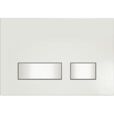 Кнопка Cersanit MOVI для LINK PRO/VECTOR/LINK/HI-TEC пластик белый