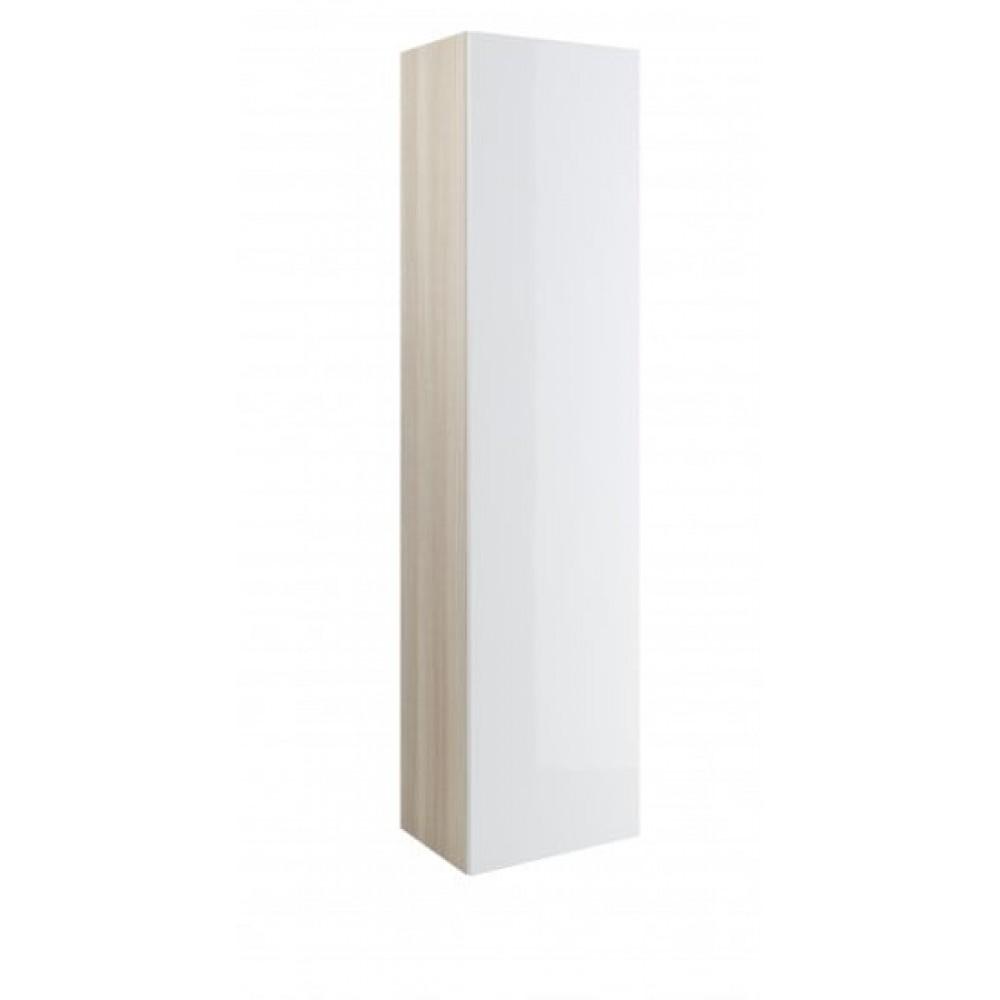 Пенал подвесной Cersanit SMART 40 универсальный белый