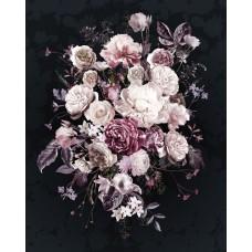 """Обои Komar X4-1018 """"Bouquet Noir"""""""