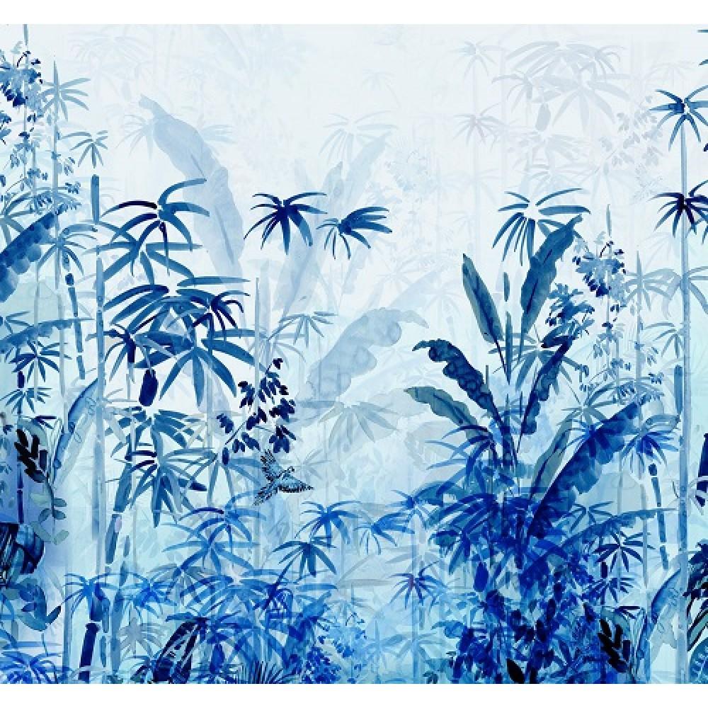 "Обои Komar R3-035 ""Blue Jungle"""