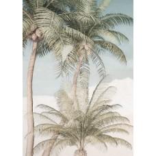 """Обои Komar R2-003 """"Palm Oasis"""""""