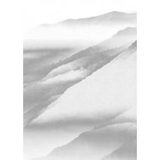 """Обои Komar R2-010 """"White Noise Mountain"""""""