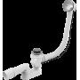 Сифон для ванны автомат комплект металл A55K