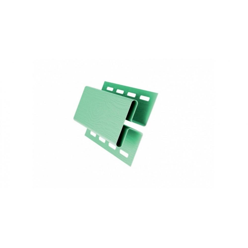 Профиль H соединительный 3,00 GL салатовый