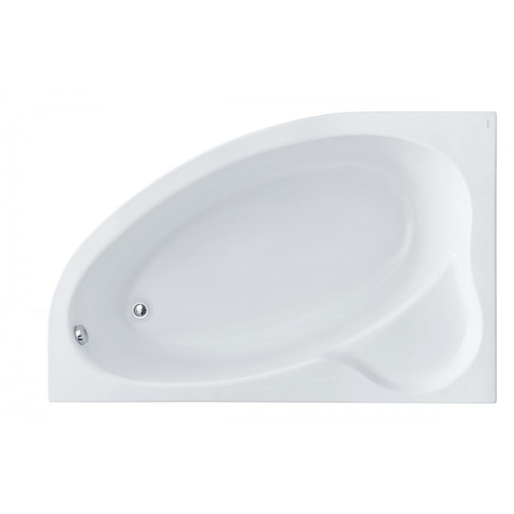 Ванна акриловая асимметричная Эдера 170х100 левая/правая