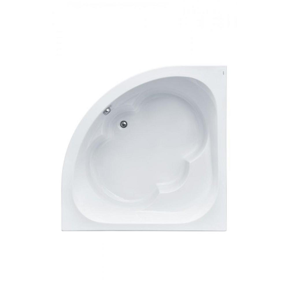 Ванна акриловая симметричная Santek Канны 150х150 белая