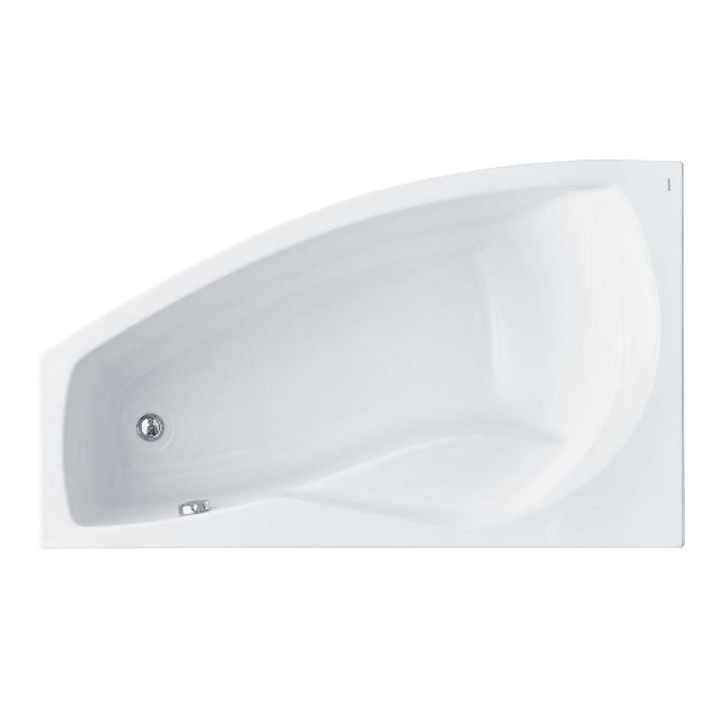 Ванна акриловая асимметричная Майорка 150х90 левая/правая