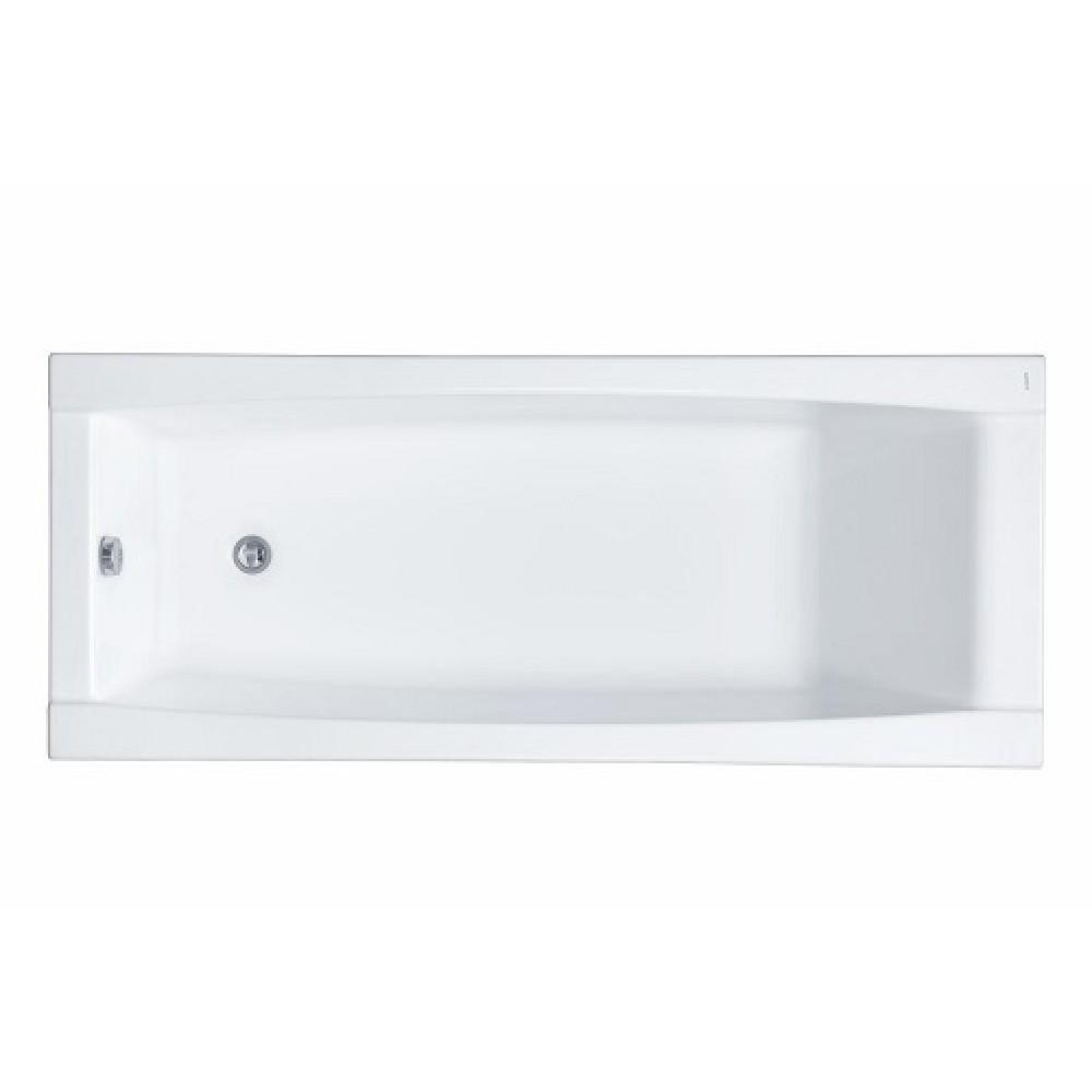 Ванна акриловая прямоугольная Santek Санторини 160х70