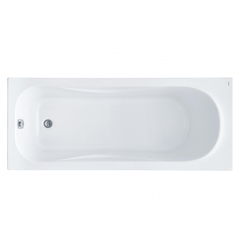 """Ванна акриловая прямоугольная """"Тенерифе"""" 150х70 белая"""